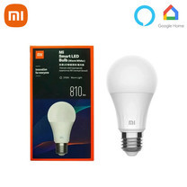 MI Smart LED Bulb XMBGDP01YLK หลอดไฟLEDสามารถเชื่อมต่อผ่าน Wi-Fi ไปยังระบบสมาร์ทโฮมได้โดยไม่ต้องมีเกตเวย์