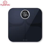 Yunmai Premium Scale - Black (Global Version) รับประกัน 1 ปี By Mac Modern