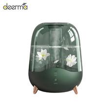 Deerma DEM-F329 Air Humidifier เครื่องทำความชื้นพ่นอโรม่าตัดการทำงานเมื่อน้ำน้อยความจุ 5ลิตร รับประกันศูนย์ไทย 1 ปี By Mac Modern