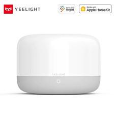 Yeelight LED Bedside Lamp D2 โคมไปตั้งโต๊ะอัจฉริยะเปลี่ยนสีของหลอดไฟได้ถึง 16 ล้านเฉดสี