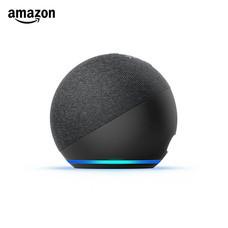 Amazon Echo Dot (4th Gen) Smart speaker ลำโพงอัจฉริยะใช้งานผ่านคำสั่งเสียงและอุปกรณ์ไฟฟ้าในบ้านพร้อมนาฬิกาบอกเวลา