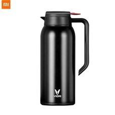 Xiaomi VIOMI Stainless Steel Vacuum Kettle 24h Insulation - กระติกน้ำร้อนแบบพกพาขนาด 1.5 ลิตร / Mac Modern