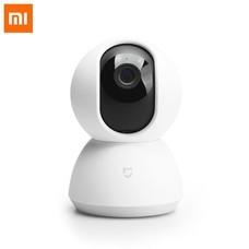 Mi Home Security Camera 360° - กล้องไอพี วงจรปิดไร้สาย [ความละเอียด 1080P] ดูผ่านแอพได้ หมุนได้ 360 องศา