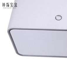 PRIVATE BOX Smart Finger Vein Safe กล่องนิรภัยอัจฉริยะปลดล็อคด้วยระบบสแกนนิ้วแถมฟรี Double Safety Locked มีการรับประกันจากผู้ขาย 1 ปี By Mac Modern