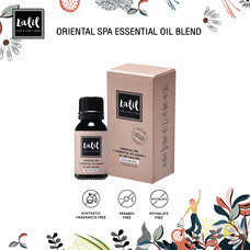 LALIL Oriental Spa Essential Oil Blend 10 ml น้ำมันหอมระเหย ที่ผสานระหว่างสปาไทยและสปาตะวันตกไว้ด้วยกัน