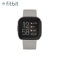Fitbit Versa 2 (NFC) สมาร์ทวอทช์สายสุขภาพ รุ่น Versa 2 มีระบบ NFC มาพร้อมดีไซน์เพื่อฟิตเนสและสุขภาพ รับประกันสินค้า 1 ปี
