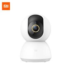 Mi 360° Home Security Camera 2K กล้องวงจรปิดเสี่ยวหมี่ ทุกเฉดสีคมชัดแม้ในที่แสงน้อยความคมชัดขึ้นเป็น 3 ล้านพิกเซล