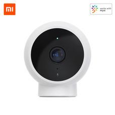 Mi Home Security Camera 1080p (Magnetic Mount) - กล้องจรปิดกันน้ำระดับIP65ดูผ่านแอพได้รองรับเมม 32GB [ความละเอียด 1080P] รับประกันศูนย์ไทย 1ปี By Mac Modern
