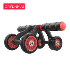 Yunmai Abdominal Wheel Fitness Equipment - Rebond Style รับประกันสินค้า 6 เดือน By Mac Modern