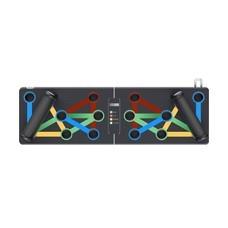 YUNMAI Portable Push-up Support Board บาร์วิดพื้นสำหรับการออกกำลังกายสามารถพับเก็บได้