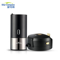 Star Compass Portable Mini Beer Bubbler เครื่องทำฟองเบียร์ สำหรับขวดและกระป๋องขนาดเล็กแบบพกพาใช้งานง่าย By Mac Modern