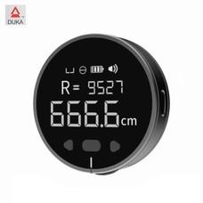 DUKA Little Q Electronic Ruler Tape HD LCD เครื่องมือวัดอัจฉริยะแบบชาร์จไฟจอแสดงผล LCD 8 ฟังชั่นการทำงาน