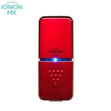 IONION MX Negative Ion Portable Air Purifier เครื่องฟอกอากาศแบบพกพาไอออนลบ สร้างแอนไอออนออกซิเจน 690,000/วินาที กำจัด PM2.5, ฝุ่นละออง