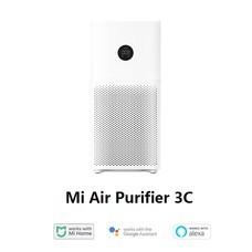 Xiaomi Mi Air Purifier 3C (GLOBAL VERSION) เครื่องฟอกอากาศ กรองฝุ่น PM 2.5 ครอบคลุมพื้นที่ 22-38 ตารางเมตร รับประกันศูนย์ไทย 1 ปี