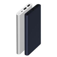 Xiaomi PowerBank 2s Portable 10000 mAh Quick Charger QC3.0