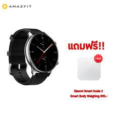 Amazfit GTR 2 Smartwatch จอแสดงผล AMOLED1.39 นิ้วกันน้ำ 5ATMตรวจค่าออกซิเจนในเลือด (รับประกันศูนย์ไทย 1 ปี)
