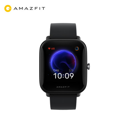Amazfit Bip U Smart Watch SpO2 นาฬิกาสมาร์วอทช์กิจกรรมกีฬามากกว่า 60 รายการ/กันน้ำ5ATM/วัดระดับออกซิเจนในเลือด รับประกันศูนย์ไทย 1 ปี By Mac Modern