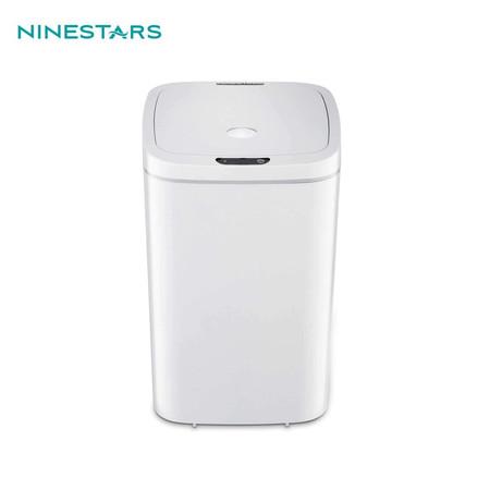 Ninestars Plastic Sensor Trash Can 16L ถังขยะอัจฉริยะฝาเปิดปิดเองอัตโนมัติความจุ 16 ลิตร