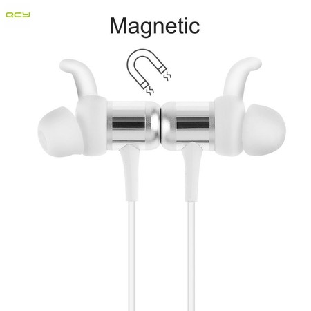 QCY M1C Magnetic Bluetooth Sports Earphone