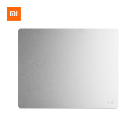 Xiaomi Metal Mouse Pad แผ่นรองเม้าส์โลหะคุณภาพสูง ขนาด 240*180*3 และ 300*240*3 mm.