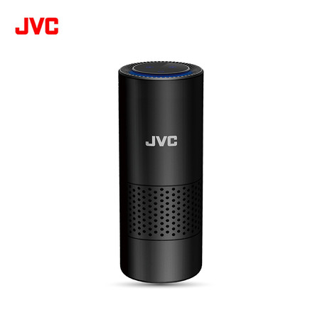 JVC KS-GA100 HEPA filter เครื่องฟอกอากาศในรถหรือตั้งโต๊ะทำงานกำจัดกลิ่นกรองฝุ่นละอองเเละฝุ่น PM2.5 รับประกันศูนย์ไทย 1 ปี