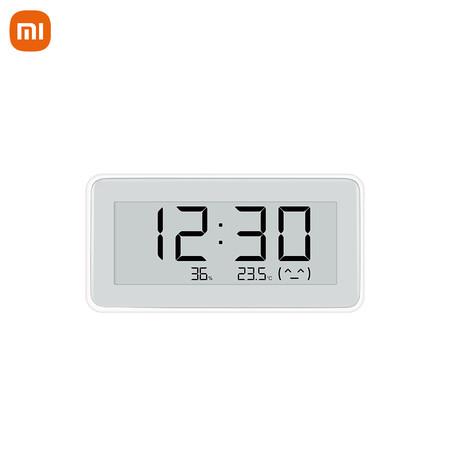 Xiaomi Mi Temperature and Humidity Monitor Digital Clock (LYWSD02MMC) นาฬิกาดิจิตอลวัดอุณหภูมิและความชื้น