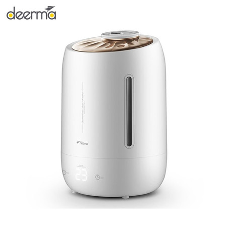 Deerma DEM-F600 Household Air Humidifier เครื่องเพิ่มความชื้นในอากาศปรับระดับของไอน้ำได้ถึง 3 ระดับความจุ 5 ลิตร By Mac Modern
