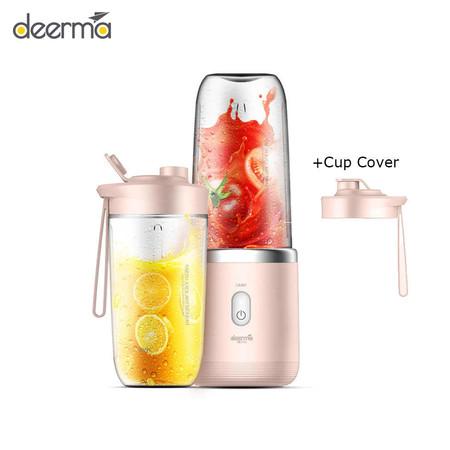 Deerma Juice Cup NU05 Portable Rechargeable Blender เครื่องปั่นน้ำผลไม้แบบพกพาแบตเตอรี่ในตัว1500mAh รับประกันศูนย์ไทย 1 ปี By Mac Modern