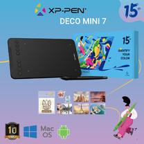 เมาส์ปากกา XP-Pen Deco Mini 7 - 15th year Anniversary Edition รองรับระบบปฏิบัติการ (Windows/ Mac OS/ Android)