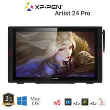XP-Pen Artist 24 Pro เมาส์ปากกาพร้อมจอวาดขนาด 23.8 นิ้ว จอแสดงผลละเอียด 2K QHD (90% Adobe®RGB) ประกันสินค้า 2 ปี