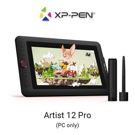 เมาส์ปากกา XP-Pen Artist 12 Pro รองรับระบบปฏิบัติการ (Windows/ Mac OS)