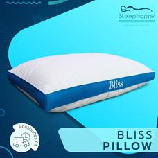 SleepHappy หมอนโรงแรม หมอนหนุนไมโครไฟเบอร์ ผ้า 3D Microfiber Pillow