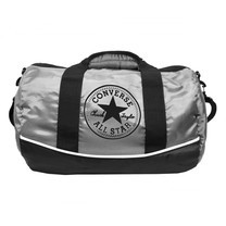 Converse Running 2.0 Duffle Bag Grey กระเป๋า พร้อมสายสะพายข้าง คอนเวิร์ส