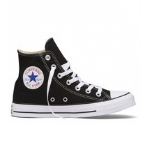 Converse All Star Classic Hi Black สีดำ รองเท้า คอนเวิร์ส แท้ คลาสสิค หุ้มข้อ
