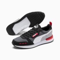 Puma R78 Runner Trainers - Castlerock/Black/White รองเท้า พูม่า แท้ ได้ทั้งชายหญิง