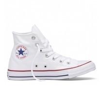 Converse All Star Classic Hi - White สีขาว รองเท้า คอนเวิร์ส แท้ คลาสสิค หุ้มข้อ