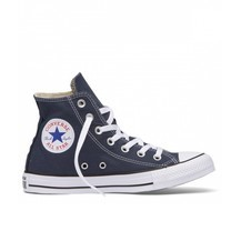 Converse All Star Classic Hi - Navy สีกรม รองเท้า คอนเวิร์ส แท้ คลาสสิค หุ้มข้อ
