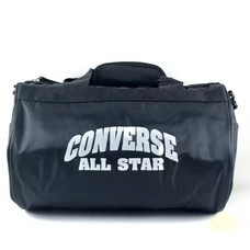 Converse SPORT LOGO MINI BAG - Black กระเป๋าสะพาย สีดำ พร้อมสายสะพาย คอนเวิร์ส
