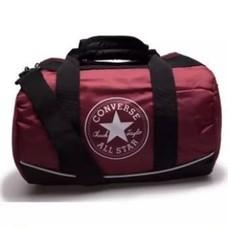 Converse Running 2.0 Duffle Bag Maroon สีแดง กระเป๋า พร้อมสายสะพายข้าง คอนเวิร์ส