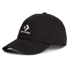 Converse Lock Up Baseball Cap สีดำหมวก คอนเวิร์ส แท้