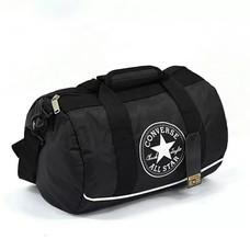 Converse Running 2.0 Duffle Bag Black สีดำ กระเป๋า พร้อมสายสะพายข้าง คอนเวิร์ส