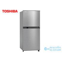 Toshiba ตู้เย็น 2 ประตู GR-B22KP(SS) ไม่มีบริการติดตั้ง