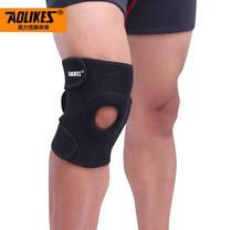 AOLIKES รุ่น7616 เข็มขัดรัดเข่า สายพยุงหัวเข่า ช่วยพยุงน้ำหนัก ป้องกันอาการบาดเจ็บ