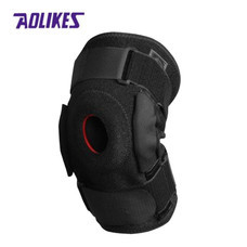 Aolikesรุ่น7907 เข็มขัดรัดเข่า ผ้ารัดเข่าช่วยลดอาการบาดเจ็บจากการเล่นกีฬา