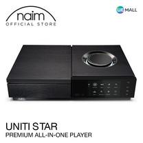 Naim Uniti Star - เครื่องเล่นเพลงมัลติ All-In-One ระดับพรีเมี่ยม ( Airplay2, Chromecast, Spotify, Tidal, Quboz, Bluetooth, USB, HDMI, CD Player )