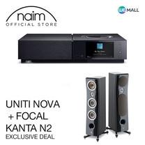 Naim Uniti Nova + Focal Kanta N2 สี Black - ข้อเสนอสุดพิเศษ