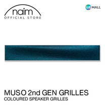 Naim Muso 2nd Generation Grille Peacock - ฝาหน้าลำโพงสีสวยหรูสำหรับ Mu-So รุ่นที่ 2 สี Peacock