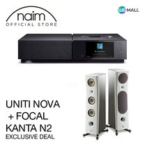 Naim Uniti Nova + Focal Kanta N2 สี White - ข้อเสนอสุดพิเศษ