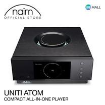 Naim Uniti Atom - เครื่องเล่นเพลงมัลติ - คอมแพ็ค All-in-One ขนาดกะทัดรัด ( Airplay2, Chromecast, Spotify, Tidal, Quboz, Bluetooth, USB, HDMI )