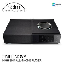 Naim Uniti Nova - เครื่องเล่นของผู้ที่ชื่นชอบเสียงคุณภาพสูง All-In-One ( Airplay2, Chromecast, Spotify, Tidal, Quboz, Bluetooth, USB, HDMI, App )